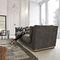 divano modulare / d'angolo / moderno / in tessuto