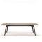 Tavolo moderno / in legno laccato / in vetro / rettangolare GRAMERCY  MisuraEmme