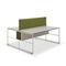 scrivania in MDF / in laminato / moderna / per uso contract