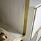 Scaffale a muro / moderno / in legno / con contenitore 40/40 by Bartoli Design LAURAMERONI