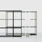 scaffale design minimalista / in metallo / da esterno