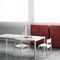 Tavolo moderno / in vetro / in legno / in marmo FRACTAL  Porro