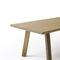 tavolo moderno / in legno / rettangolare / di Piero Lissoni