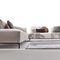 Divano modulare / moderno / in tessuto SANDERS AIR by Spessotto & Agnoletto Ditre Italia