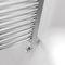 radiatore scaldasalviette ad acqua calda / in metallo / moderno / verticale