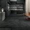 piastrella da interno / per pavimento / in gres porcellanato / bocciardata