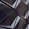 rivestimento di facciata per facciata ventilata / in terracotta / 3D / in pannelli