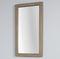 specchio da bagno a muro / moderno / rettangolare / in legno