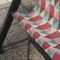 tessuto da tappezzeria / motivo geometrico / a tinta unita / in Batyline®