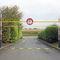 Barriera per strada / di controllo accessi / a sollevamento / in alluminio MANUBAR Alphatronics