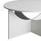 tavolino basso moderno / in quercia / in noce / in legno laccato