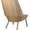 chaise longue moderna / in tessuto / in compensato stampato / per spazi pubblici