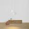 cassettone moderno / in legno laccato / in quercia / in legno massiccio
