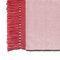 tappeto moderno / a tinta unita / in lana / rettangolare