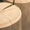 sgabello moderno / in legno
