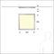 plafoniera moderna / lineare / in alluminio / in vetro acrilico