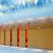 parete scorrevole / in laminato / ad uso professionale / insonorizzata