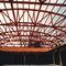 ossatura per tetto in legno / curva / lamellare / prefabbricata
