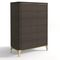 cassettiera moderna / in legno