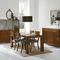 tavolo da pranzo moderno / in legno / in metallo / rettangolare