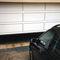 porta sezionale per garage / in vetro / in alluminio / automatica