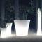 Vaso da giardino in polietilene / luminoso BONES by Ludovica & Roberto Palomba VONDOM