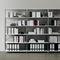libreria modulare / a muro / moderna / contract