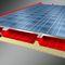 pannello fotovoltaico policristallino / per tetto / isolante / con telaio in alluminio