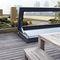 sportello d'ispezione per tetto / quadrato / rettangolare / in alluminio