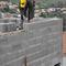 blocco di calcestruzzo pieno / per muro portante / con posa a giunto sottile