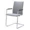 Sedia visitatore moderna / impilabile / con braccioli / imbottita SET by Gerd Rausch BRUNE Sitzmöbel GmbH