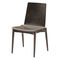 Sedia visitatore moderna / con braccioli / imbottita / in legno PEPPER by Uwe Sommerlade BRUNE Sitzmöbel GmbH