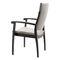 Sedia visitatore moderna / con braccioli / imbottita / impilabile AFTERNOON by Gerd Rausch BRUNE Sitzmöbel GmbH