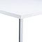 Tavolo da lavoro moderno / in acciaio / rettangolare / per edifici pubblici 4095 BRUNE Sitzmöbel GmbH