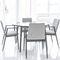 Tavolo moderno / in legno / rettangolare / rotondo SALT 4250 by Uwe Sommerlade BRUNE Sitzmöbel GmbH