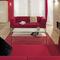Tavolino basso design Bauhaus / in legno / in metallo / rettangolare B 10 THONET