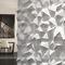 pannello decorativo composito / da parete / fonoassorbente / testurizzato