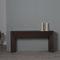 Consolle moderna / in legno / rettangolare AXIL by Serafín Redondo KENDO MOBILIARIO