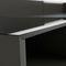 Tavolino basso moderno / in MDF laccato / in vetro fumè / in marmo DAB by Francesc Rifé KENDO MOBILIARIO