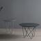 Tavolino basso moderno / in quercia / in noce / in MDF laccato YOSHI by Discoh  KENDO MOBILIARIO