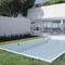 piscina interrata / in fibra di vetro / monoblocco / su misura