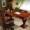 scrivania in legno massiccio / in legno di rosa / in palissandro / classica