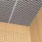 controsoffitto in maglia metallica / a quadrotte / decorativo