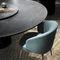 tavolo moderno / in marmo / tondo
