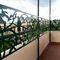 Schermatura in alluminio / da giardino / per terrazza / su misura PARROTS  Logical Space design