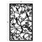 schermatura in alluminio / da giardino / per terrazza / su misura