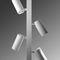 lampada da terra / moderna / in alluminio / da interno