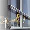 parete amovibile / in alluminio / vetrata / ad uso professionale