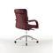sedia da ufficio moderna / con rotelle / con braccioli / con base a stella