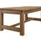 tavolo moderno / in quercia / in legno di latifoglie / rettangolare